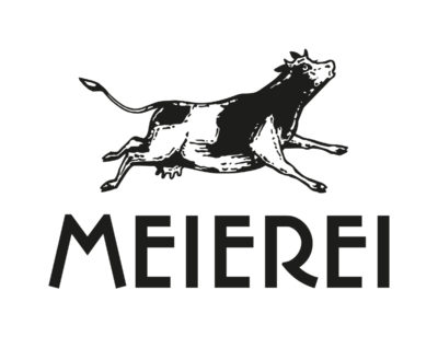 Meierei Logo ohne Subline